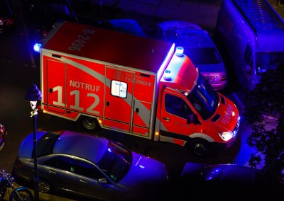 Hilfe im Notfall